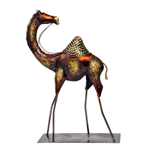 IRON-PAINTED-CAMEL